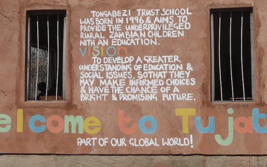 How The Tongabezi Trust School worked with Give as you Live