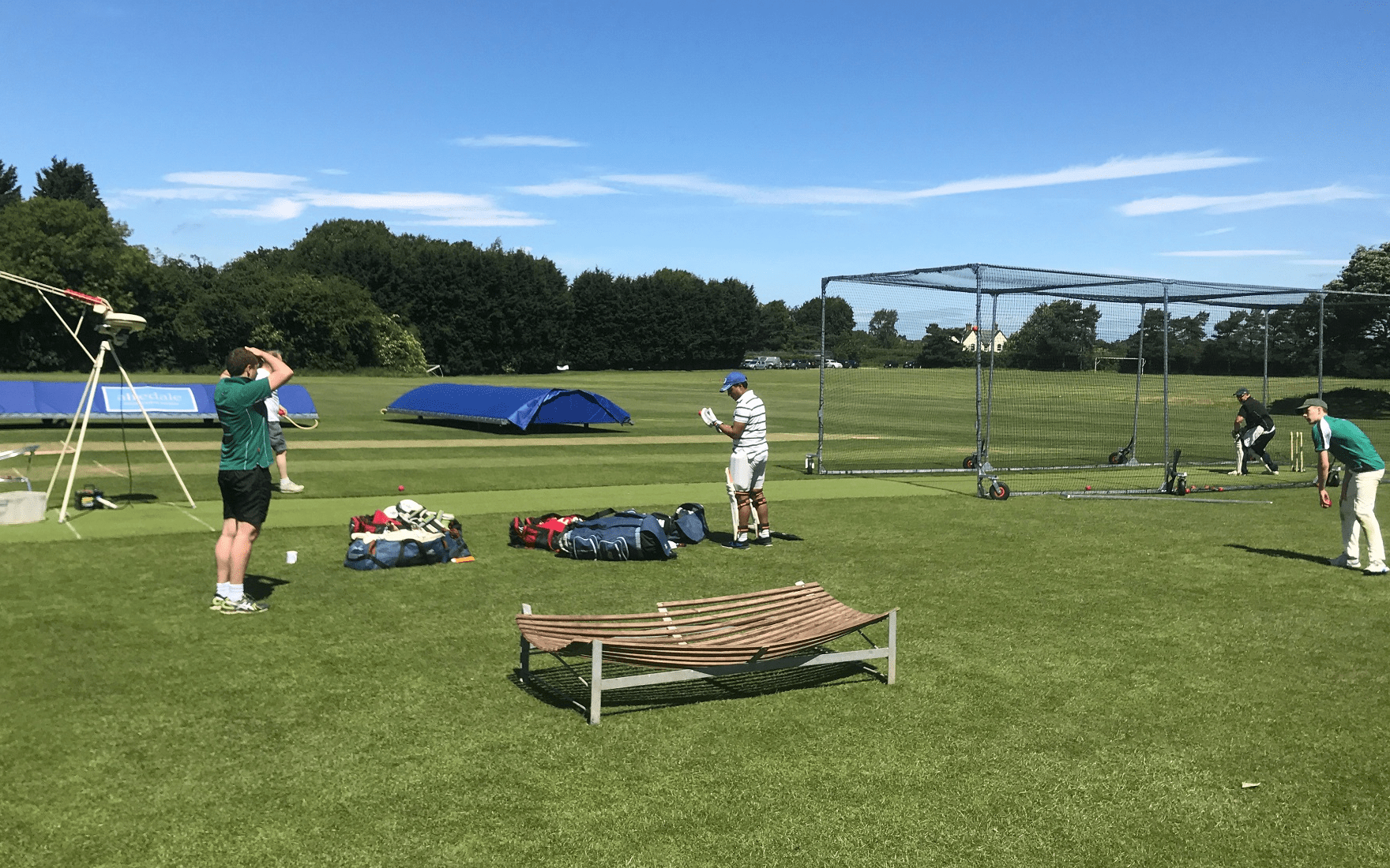 How Holmer Green Cricket Club worked with Give as you Live