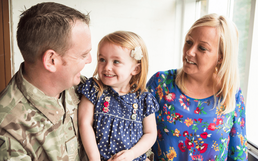 How SSAFA, the Armed Forces charity worked with Give as you Live